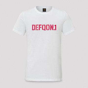 DEFQON.1 Defqon.1 t-shirt white/red