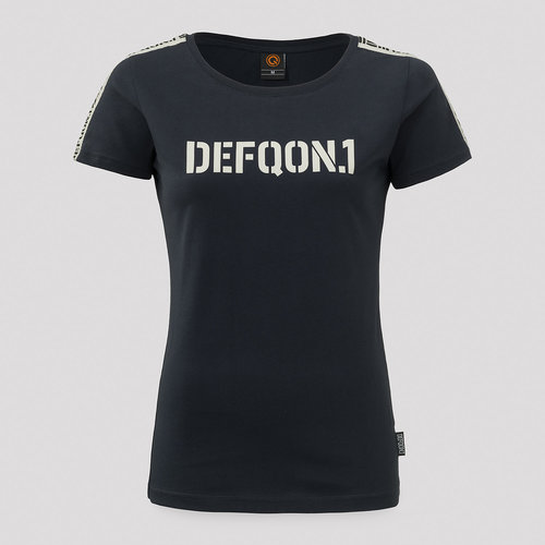 Defqon.1 t-shirt navy/tape