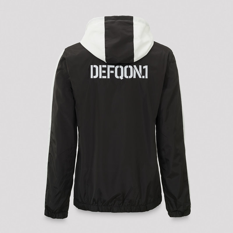 Defqon.1 windjacket white/black