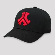 Defqon.1 baseball cap black/red