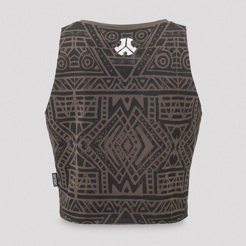 Defqon.1 short tee loose fit/pattern