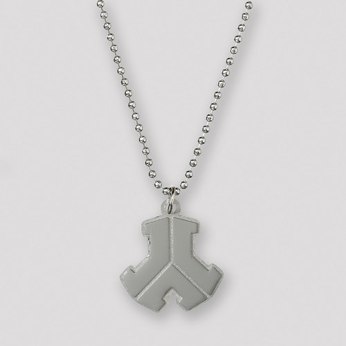 Defqon.1 necklace silver