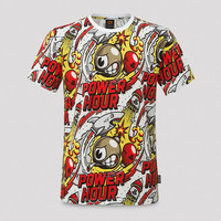Defqon.1 Power Hour t-shirt full color/artwork
