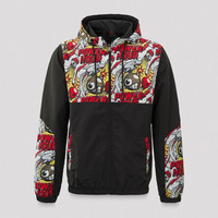 Defqon.1 Power Hour windjacket full color