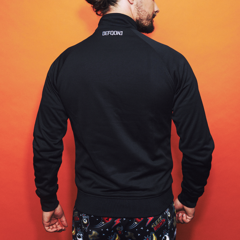 Defqon.1 Power Hour track jacket reversible
