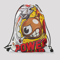 Defqon.1 Power Hour stringbag full color/artwork