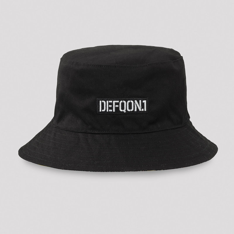 Defqon.1 Power Hour bucket hat full color/pattern