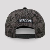 Defqon.1 Power Hour snapback gray