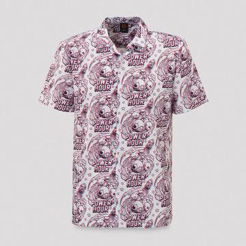 DEFQON.1 Defqon.1 Power Hour blouse white/pattern
