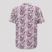 Defqon.1 Power Hour blouse white/pattern