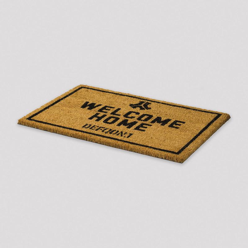 Defqon.1 doormat brown/black