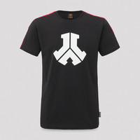 Defqon.1 t-shirt black/tape