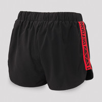 Defqon.1 short black/red tape