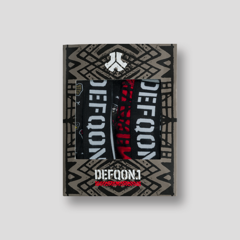 Defqon.1 boxers 2-pack