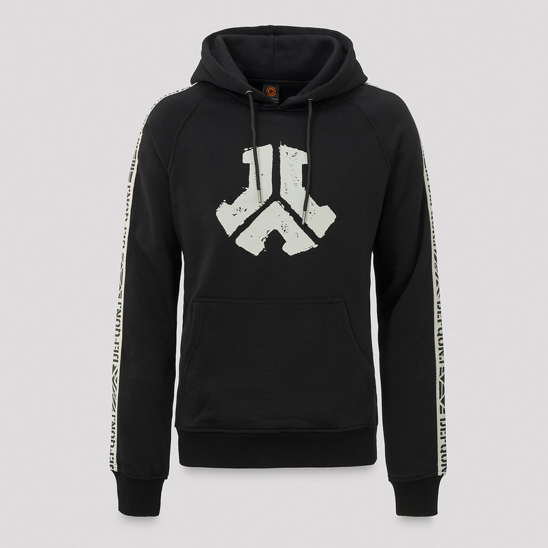 Defqon.1 black hooded tape