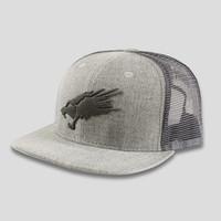 Nightbreed snapback grey