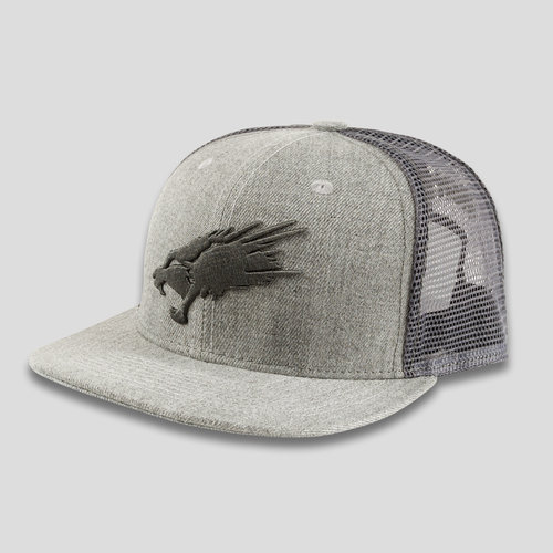 Nightbreed snapback grey