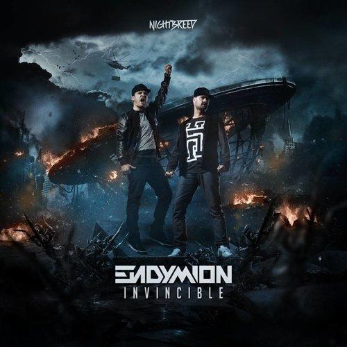 Endymion - Invincible (CD Album)