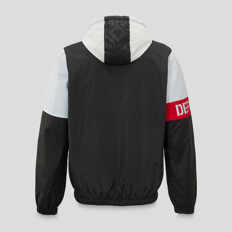 Defqon.1 Windjacket white/black/red