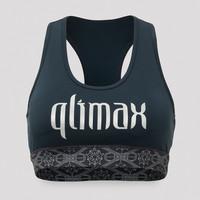 Qlimax sport bra navy/grey