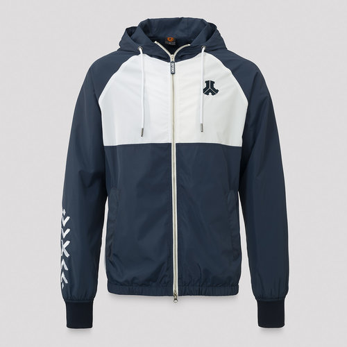 Defqon.1 windjacket navy/white