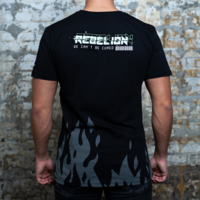 Rebelion Overdose t-shirt black