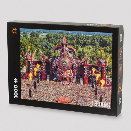 Defqon.1 Puzzle by day