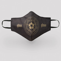 Q-dance Face masks 3-pack
