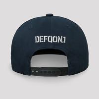 Defqon.1 snapback navy/grey