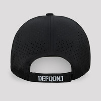 Defqon.1 baseball cap black/white