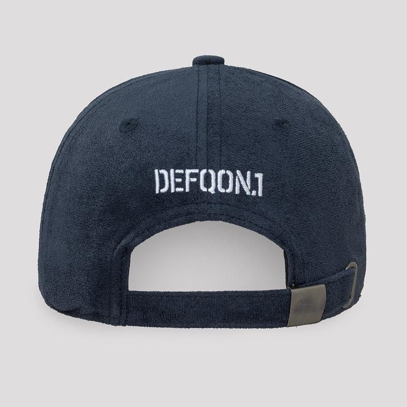Defqon.1 baseball velvet blue
