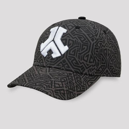Defqon.1 baseball cap grey/pattern