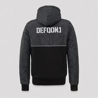 Defqon.1 thick vest black/grey