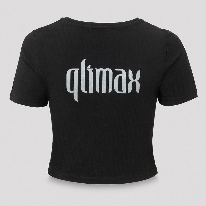 Qlimax short tee black/silver