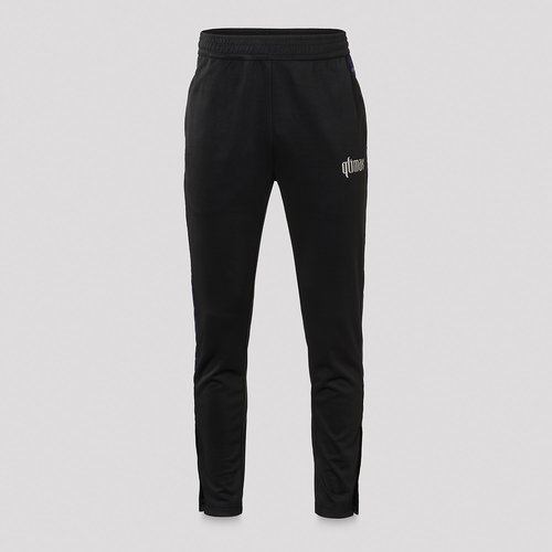 Qlimax track pants black/purple