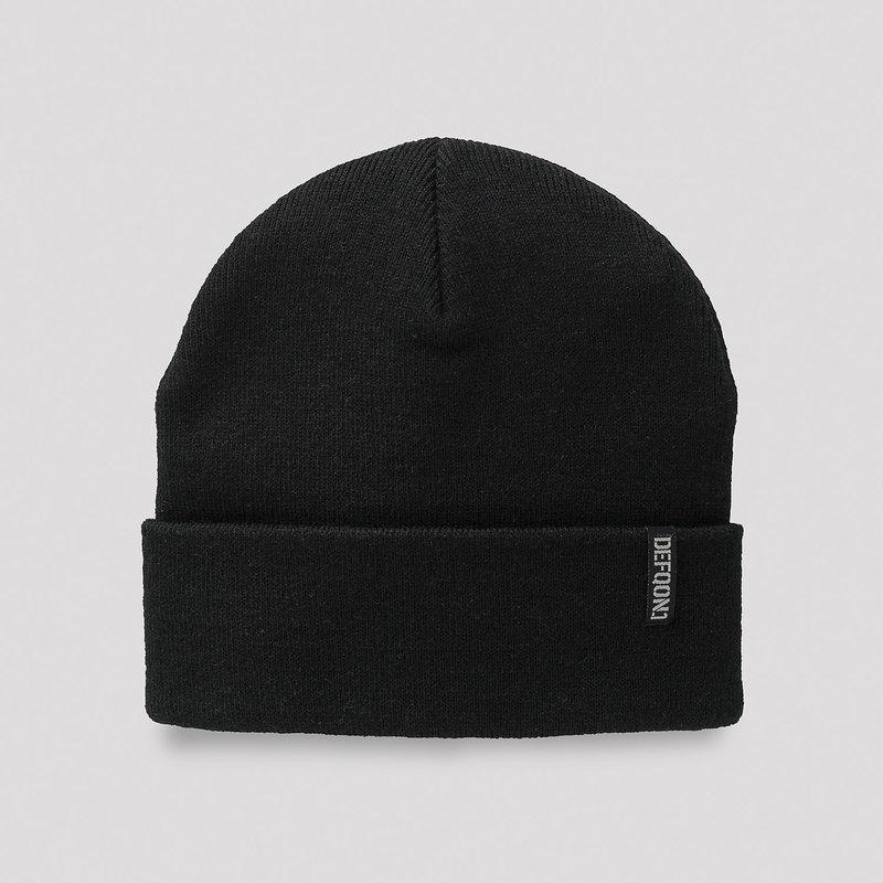 Defqon.1 beanie black/grey
