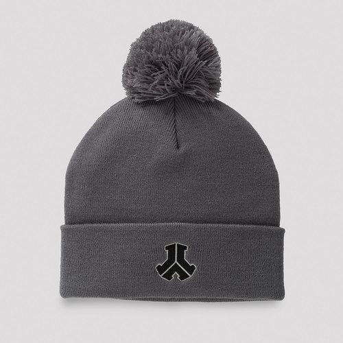 Defqon.1 beanie grey/black