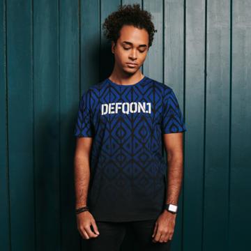 DEFQON.1 Defqon.1 t-shirt blue/white