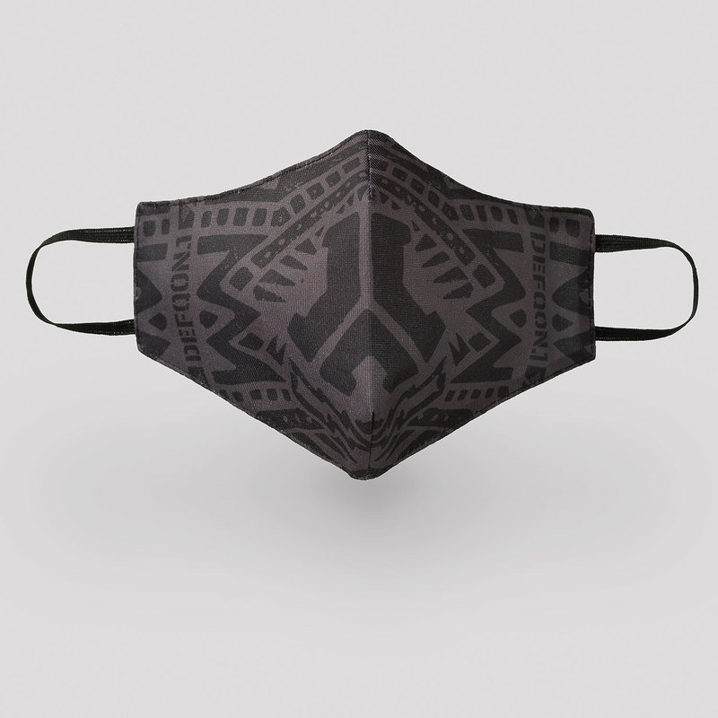 Defqon.1 face mask black