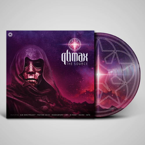 PRE ORDER Qlimax - The Source vinyl album