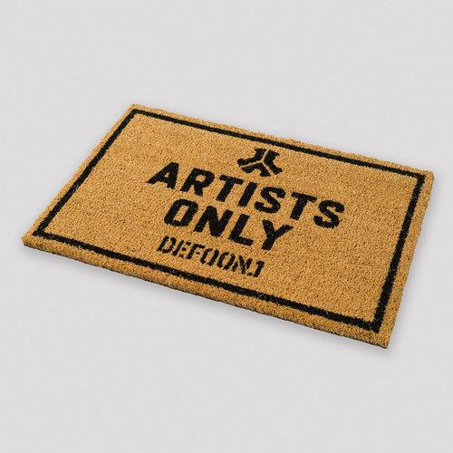 Defqon.1  artists only doormat