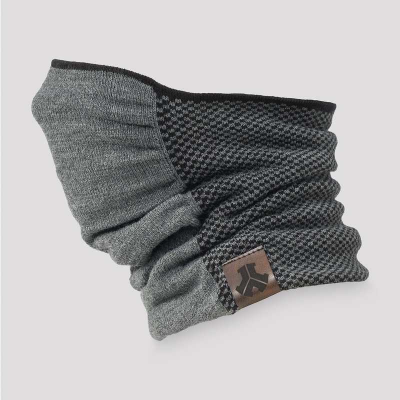 Defqon.1 face scarf grey/black