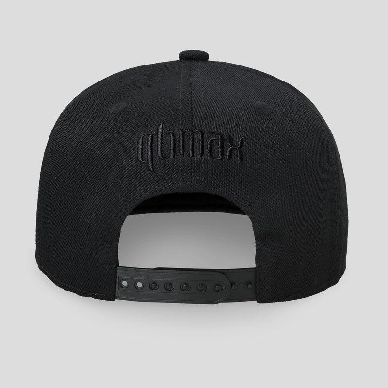 Qlimax snapback black/black