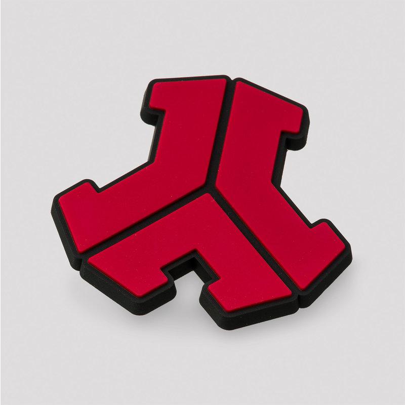 Defqon.1 magnet black/red