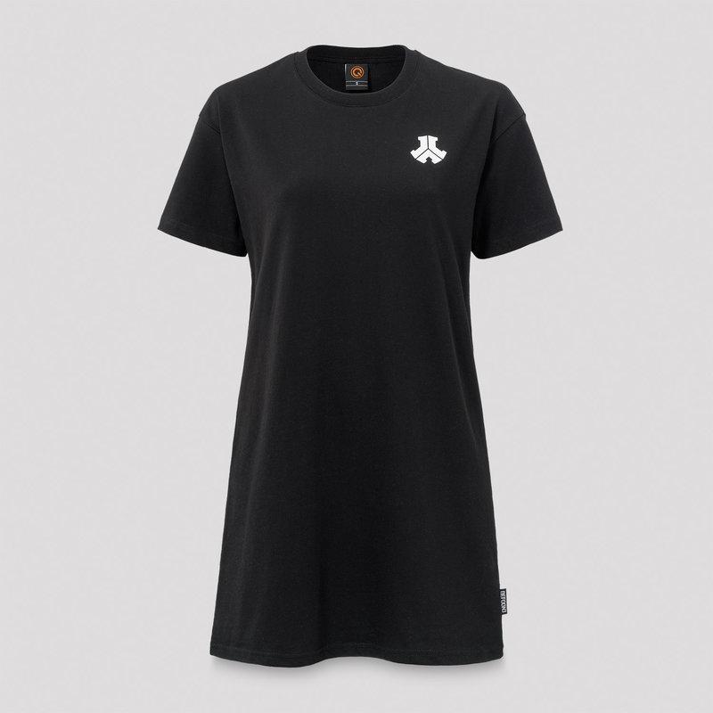 Defqon.1 t-shirt dress black/white