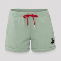 Defqon.1 shorts mint green/black