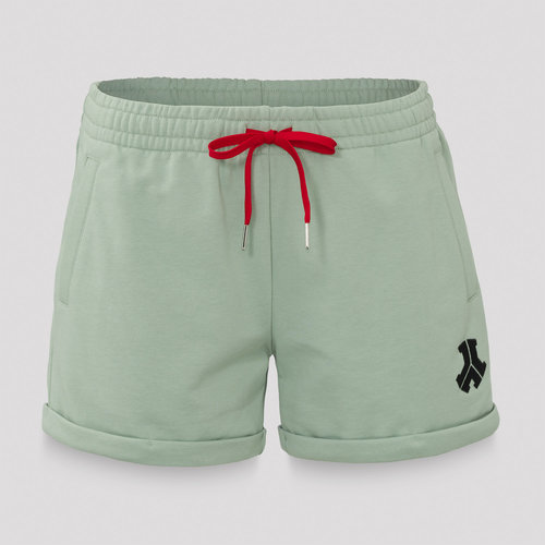 Defqon.1 shorts mint green/black