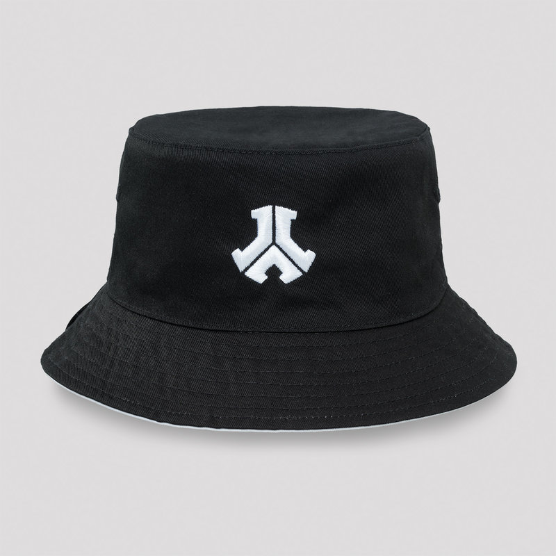 Defqon.1 reversible buckethat white/black