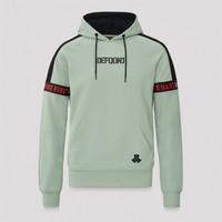Defqon.1 hoodie mint green/black