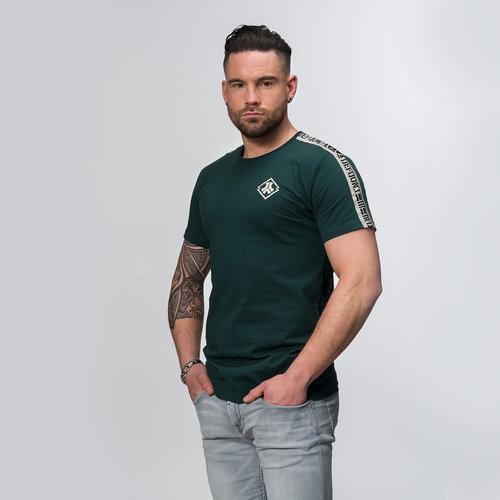 Defqon.1 t-shirt green/tape